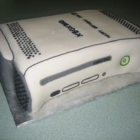 X-Box Birthday Celebration