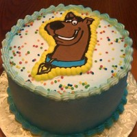 Scobby Doo This was my younger sons Birthday cake... he was so happy!!