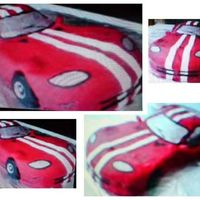 Dodge Viper - My 1St Ever Fondant Bday Cake My boy loved DodgeVipers & wanted 1 for his 6th bdaycake so I went to a cake supply shop & got snubbed by the attendant who told me...