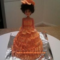 Southern Belle Mini Doll Cakes ...
