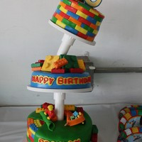 Lego Birthday!   Thank You to all of CC for all the ideas =) My son couldnt decide on 1 so we combined a few! Enjoy!