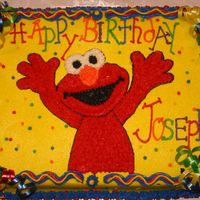 Elmo's World I copied this idea from another user on CC, but I can't seem to locate the photo now. If anyone knows who the original baker was,...