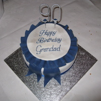 90Th Birthday   For my Grandad's 90th
