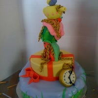 Mad Hatter Cake   Third place in a Cake Competition