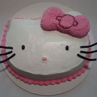 Hello Kitty Cake   Hello Kitty Cake