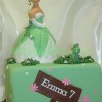 Princess And The Frog The princess and the frog, showing in the Dutch theaters as from today.Emma celebrated her birthday by going to the movie today, bringing...