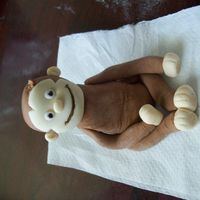 Curious George How to make a monkey