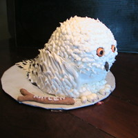 Snowy Owl An owl attempt in honor of Hedwig from Harry Potter