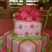 Kinsey_Bd_12_Cake.jpg   i am 12 years old and i made this cake for my birthday party it is madeof fondant and it was so fun to make