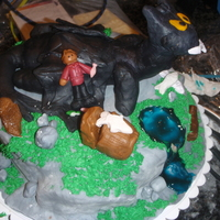 Toothless How To Train Your Dragon Son loves the movie, It turned out ok, everyone loved it