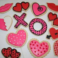 Valentine's Cookies NFSC with Antonia's RI...My 2nd cookies. Thanks to everyone for inspiration.