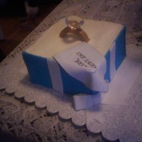 Engagement Ring Cake This cake was for my niece's engagement party. She loved it!! Lemon pound cake with key lime filling, MMF. The diamond is glass. I had...