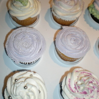 Wedding Cupcake Samples I made these for a wedding I was doing. I made several styles as per the brides ideas and she chose the ones that she liked. I think I...
