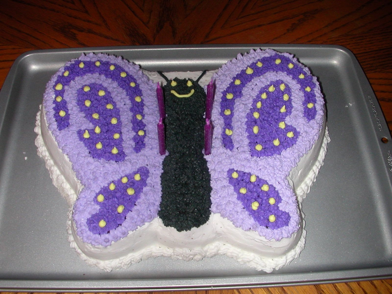 Butterfly Butterly Cake