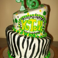 Topsy Turvy   topsy turvy zebra w/ green and yellow