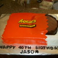 Reese's Peanut Butter Cup   The birthday boy's favorite candy