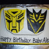 Transformers Buttercream