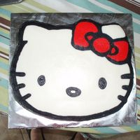 Hello Kitty Buttercream