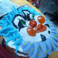 Daisy Dog Cake. I am working my way through the alphabet for my granddaughters' b-days. I began with an alligator cake. Last year was a bee cake. This...