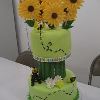 Sunflower_2-26-2009-A.jpg Sunflower cake