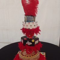 What Happens In Vegas Cake