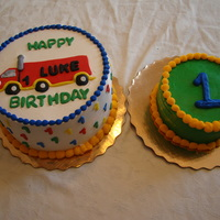 1St Birthday Truck