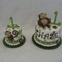 Monkeys For a first year old.