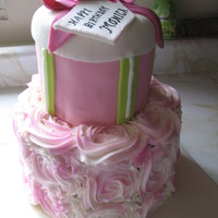 "1307914992.jpg This is my take on the "" I am baker"" rose cake that everyone is loving to make right now. I have to say that it was quit a little..."