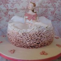 Sugar Plum Fairy Made this after Debbie Brown's verson.