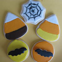 Halloween Cookies NFSC/Glace'.