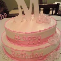 Mia Birthday Cake