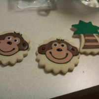 Monkey Theme For Baby Shower