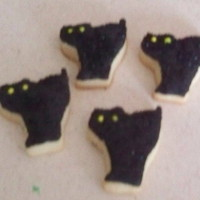 Mini Cat Cookies