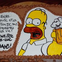 Homer And Beer
