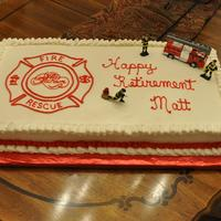 Pelham Fire Dept Retirement