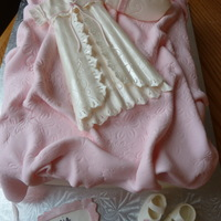Christening Cake This is for a christening
