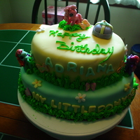 My Little Pony  This is my My Little Pony cake! I used oval shaped pans. It is a vanilla butter cake with buttercream icing covered with fondant. The...