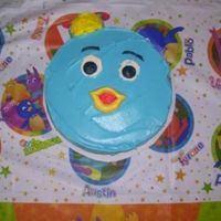 The Backyardigans Pablo Cake