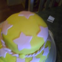 My First Fondant Cake This is my first fondant cake...I've been reading, receipes and using tons of different ideas from other users and I finally did it. I...