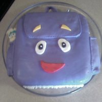 Dora The Explorer! Backpack and Map!