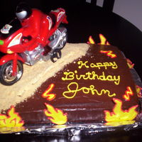 Motor Cycle Cake For 10 Year Old Boy   motorcycle cake for 10 year old boy