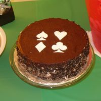 Brownie Ice Cream Cake My husband wanted brownies instead of a birthday cake so I made this brownie ice cream layer cake from www.familyfun.com. The brownies were...