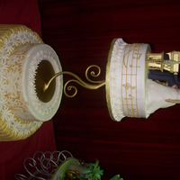 Musical Wedding Cake I entered this cake at my local ICES Expo in Nigeria in 2009 for the wedding cake competition. It incidentally clinched the first position...