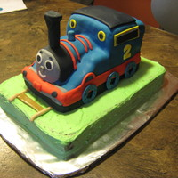 Thomas The Train For two year old Diego.