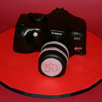 Camera Birthday Cake We recreated this camera for a 50th birthday surprise! To keep within budget with limited the details, but a complete replication can be...