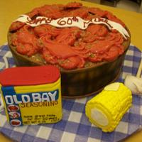 Baltimore Classics Chocolate crabs and an old bay can makethis the perfect baltimore dinner!