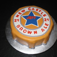 New Castle Birthday Another last minute order...but I think it turned out pretty good. I'm starting to think I do better work on short notice!