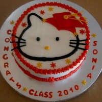 Hello Kitty Graduation
