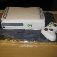 Xbox Cake X box cake for my nephew's 15th birthday. I had to look online for photos. I went to best buy to look at the one on display to have...