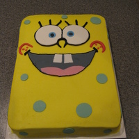 Spongebob   Thanks for all the great pictures to work from here on CC.